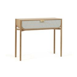 Console 100cm Marius, light grey | Console tables | Hartô