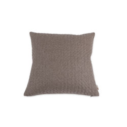 Stina Cushion taupe | Coussins | Steiner1888