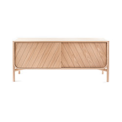 Sideboard Marius 155cm, natural oak | Sideboards | Hartô