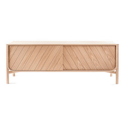 Sideboard Marius 185cm, natural oak | Credenze | Hartô