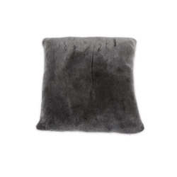 Flavia Cushion graphit | Cojines | Steiner1888