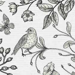 Walls By Patel | Wallpaper Birdy 2 | Wall coverings / wallpapers | Architects Paper