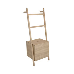 LOKKS ladder-shelf | Towel rails | Kommod
