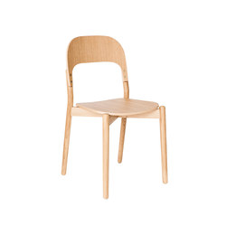 Chair Paula, natural oak | Stühle | Hartô