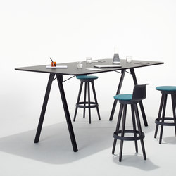 Delta High | Standing tables | Bene