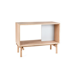Shelf Edgar, light grey | Estantería | Hartô