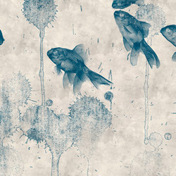 Pond 1 | Wall coverings / wallpapers | Architects Paper