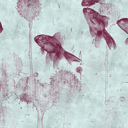 Pond 2 | Wall coverings / wallpapers | Architects Paper