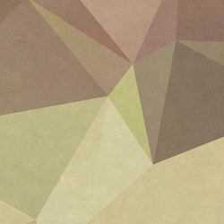 Walls By Patel | Wallpaper Polygonal 1 | Wall coverings / wallpapers | Architects Paper
