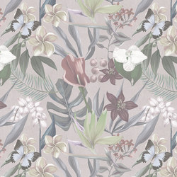 Walls By Patel | Wallpaper Orchid Garden 1 | Wall coverings / wallpapers | Architects Paper