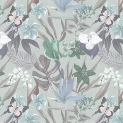Walls By Patel | Wallpaper Orchid Garden 2 | Wall coverings / wallpapers | Architects Paper