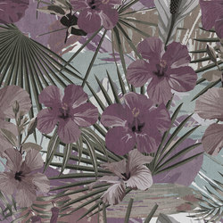 Hibiscus 2 | Wall coverings / wallpapers | Architects Paper
