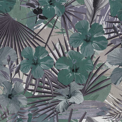 Hibiscus 3 | Wall coverings / wallpapers | Architects Paper