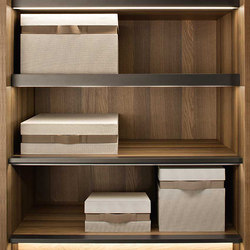 Storage Boxes In Fabric | Contenedores / Cajas | Former