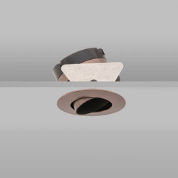 Fazer Bronze Narrow 2700K | Recessed ceiling lights | John Cullen Lighting