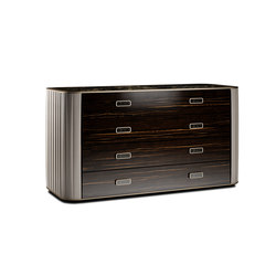 Plissè Chest-of-drawers | Sideboards / Kommoden | Reflex