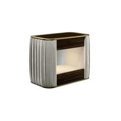 Plissé Lampe au sol | Tables de chevet | Reflex