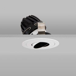Polespring 360 50 RAL Match Medium 2700K | Recessed ceiling lights | John Cullen Lighting