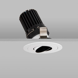 Polespring 360 50+ White Wide 2700K | Deckeneinbauleuchten | John Cullen Lighting