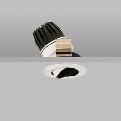 Polespring 40 White Medium 2700K | Lampade soffitto incasso | John Cullen Lighting