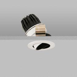 Polespring 40 White Wide 3000K | Lampade soffitto incasso | John Cullen Lighting