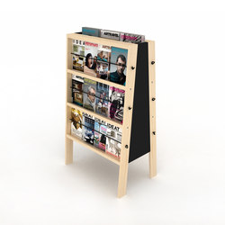 Ofto | Display stands | IDM Coupechoux