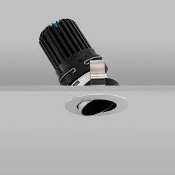 Polespring 50+ Aluminium Wide 3000K | Plafonniers encastrés | John Cullen Lighting