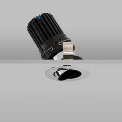 Polespring 50+ Chrome Wide 3000K | Lampade soffitto incasso | John Cullen Lighting
