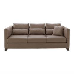 Estienne | Sofa 3 Plazas Patas Altas De Acero Articulo Completo | Sofás | Ligne Roset