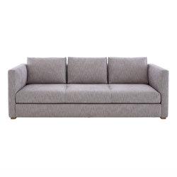 Estienne | Large Settee Low Oak Feet Complete Item | Sofas | Ligne Roset