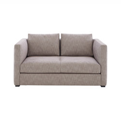 Estienne | Medium Settee Low Oak Feet Complete Item | Sofas | Ligne Roset