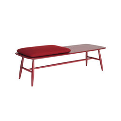 Von | bench with pad | Benches | ercol