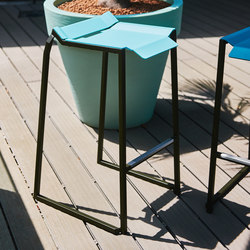 Pleats Bar Stool | Sgabelli bancone | TF URBAN
