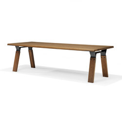 Bridge Dining Table | Dining tables | QLiv