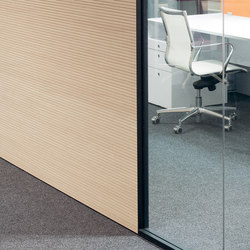 I-Wallflush | Office Pods | Fantoni
