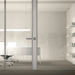 I-Wallflush | Internal doors | Fantoni