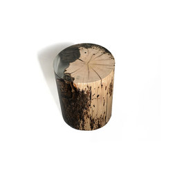 Bricola | Surfacing Fisheye | Side tables | Alcarol