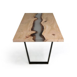 Undergrowth | Creek Table Cherry | Tables de repas | Alcarol