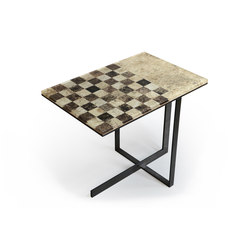 Phellem | Chess Side Table | Mesas auxiliares | Alcarol