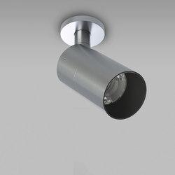 Vorsa Port Medium Base Aluminium | Ceiling lights | John Cullen Lighting