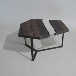 Crystal | Peatwood | Side tables | Alcarol