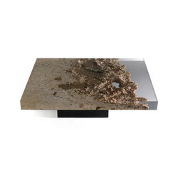 Bedrock | Rapolano Low Table | Tables basses | Alcarol