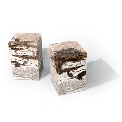 Bedrock | Rapolano Stools | Side tables | Alcarol