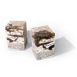 Bedrock | Rapolano Stools | Mesas auxiliares | Alcarol
