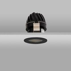 Waterspring 50 Black Medium 2700K | Plafonniers encastrés | John Cullen Lighting