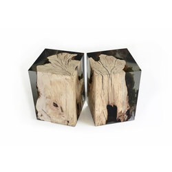 Undergrowth | Stump Stool Hornbeam | Tavolini alti | Alcarol