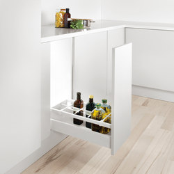 Bottle Rack | Kitchen organization | peka-system