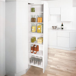 Box Hochschrank larder pull-out | Kitchen organization | peka-system