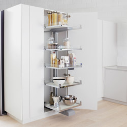 Convoy Lavido Despensa extraíble Hochschrank | Organización cocina | peka-system