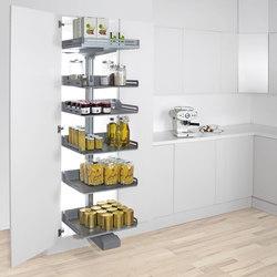 Convoy Lavido Hochschrank larder pull-out | Kitchen organization | peka-system